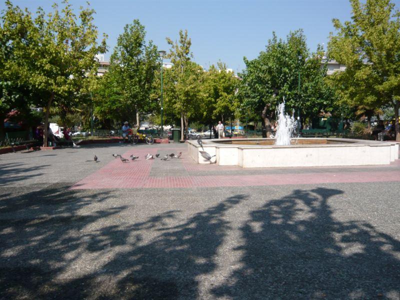 Platia Atikis, Athen