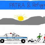 Patra and refugees