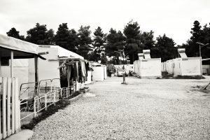 Ritsona camp , Neda Torbi